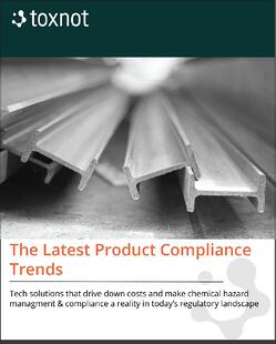 Product Compliance Trends Cover